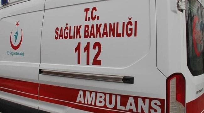Ambulans Kaza Yaptı!