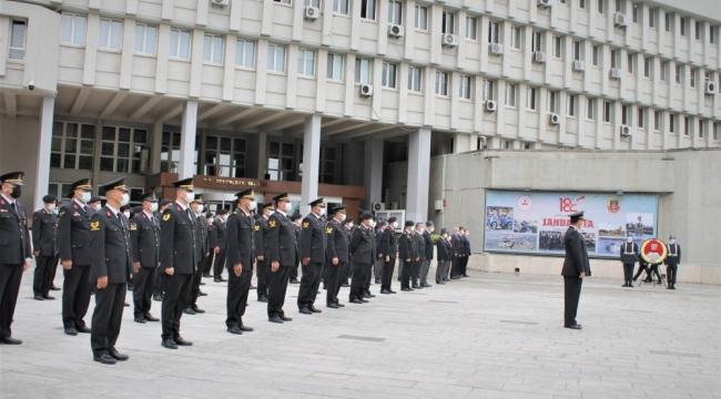 Jandarma 182. Yıl Dönümünü Kutladı