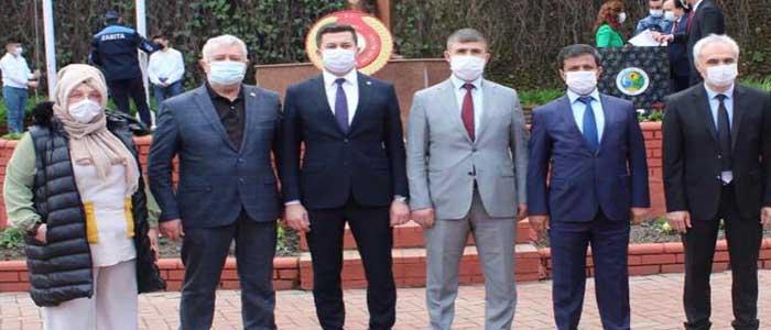 Kilimli'de 23 Nisan Kutlandı